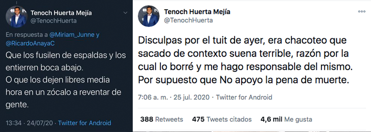 Tenoch Huerta Black Panther 2