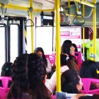 Transfobia en el Tuzobús