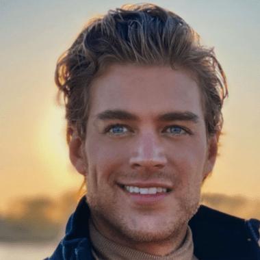 Polo morín actor telenovelas instagram raparse cabello