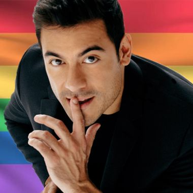 Carlos Rivera enoja a fans por apoyar el matrimonio igualitario