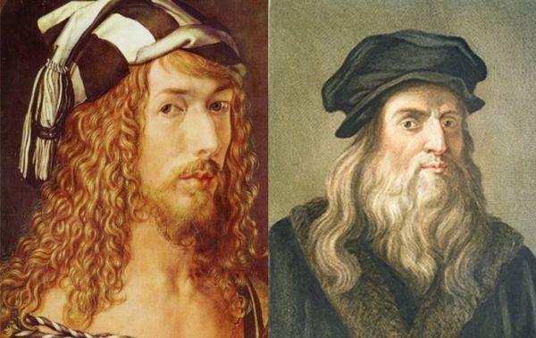 Da Vinci gay carcel joven viejo