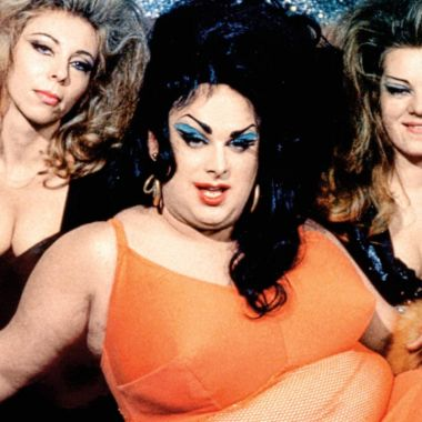 Divine película Female Trouble