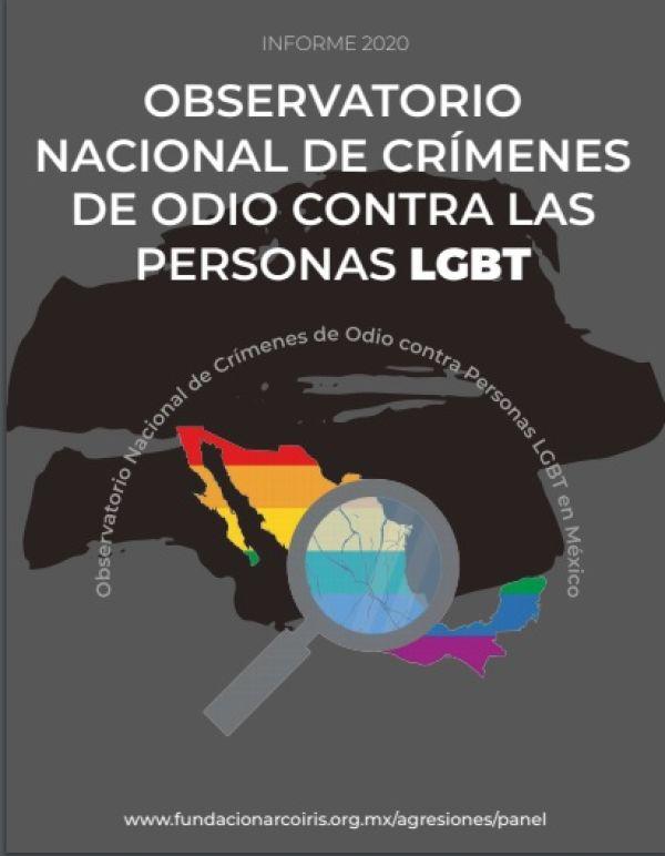 Informe sobre crímenes de odio en México