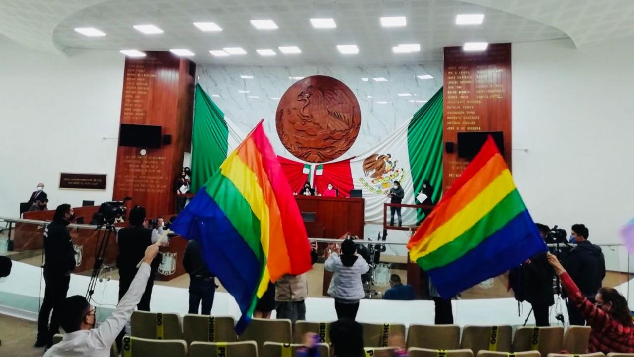 Votación matrimonio igualitario en Tlaxcala