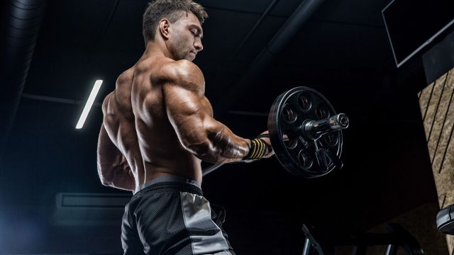 nutricion ejercicio pesas tamaño pene pequeño
