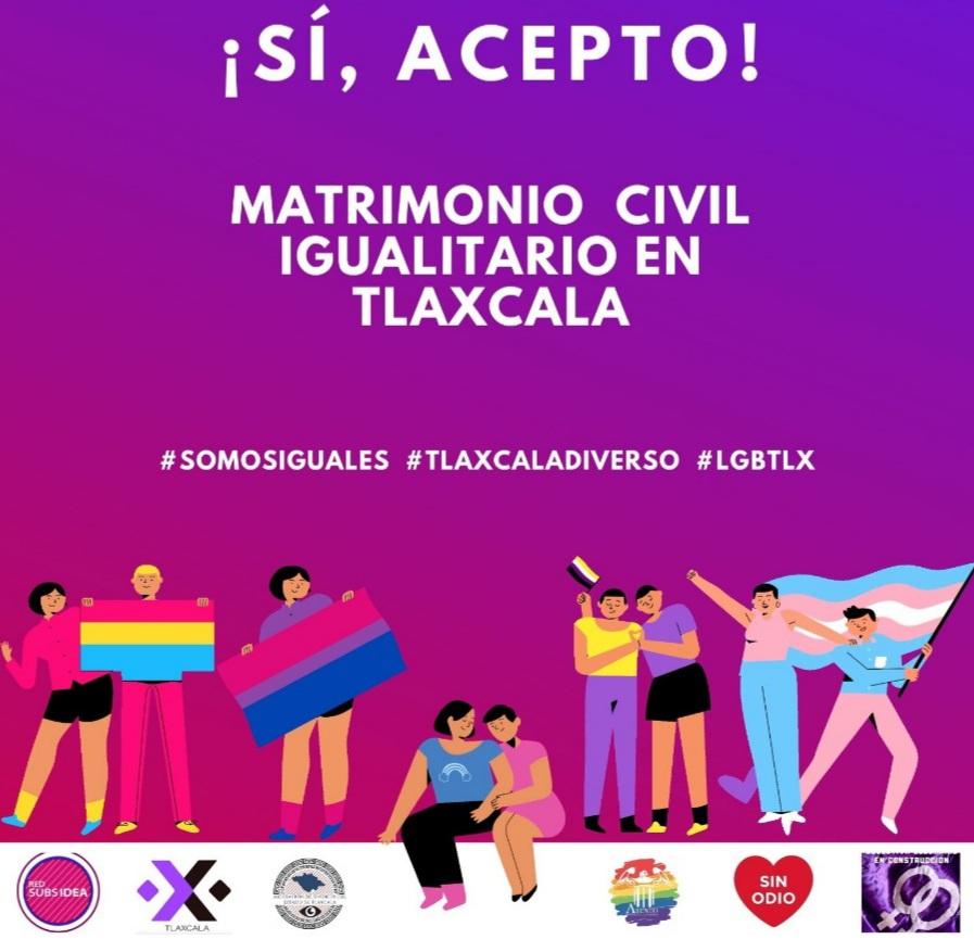 organizaciones LGBT+ de Tlaxcala
