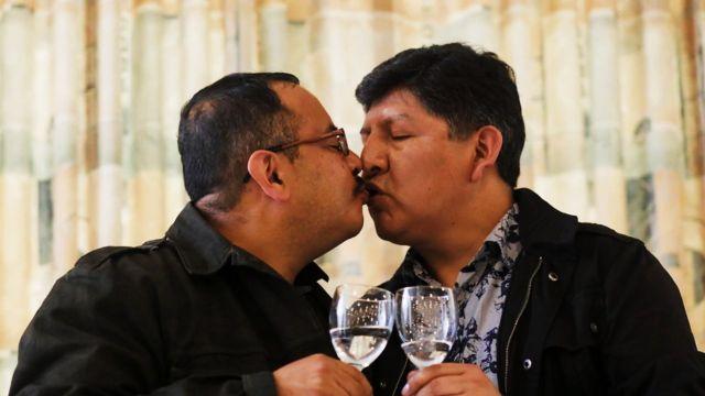 Reconocimiento de uniones civiles LGBT+ en Bolivia