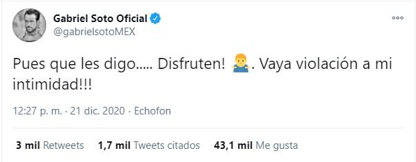 Respuesta Gabriel Soto