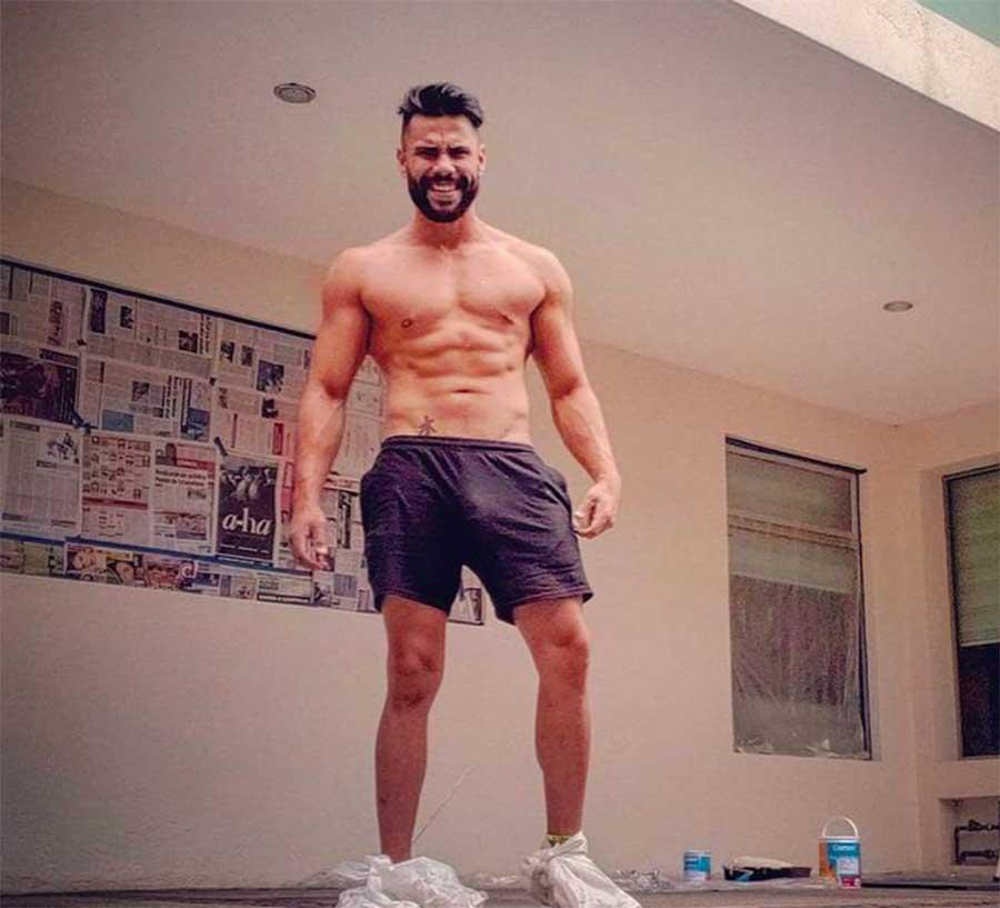 Carlos speitzer cuerpo musculos