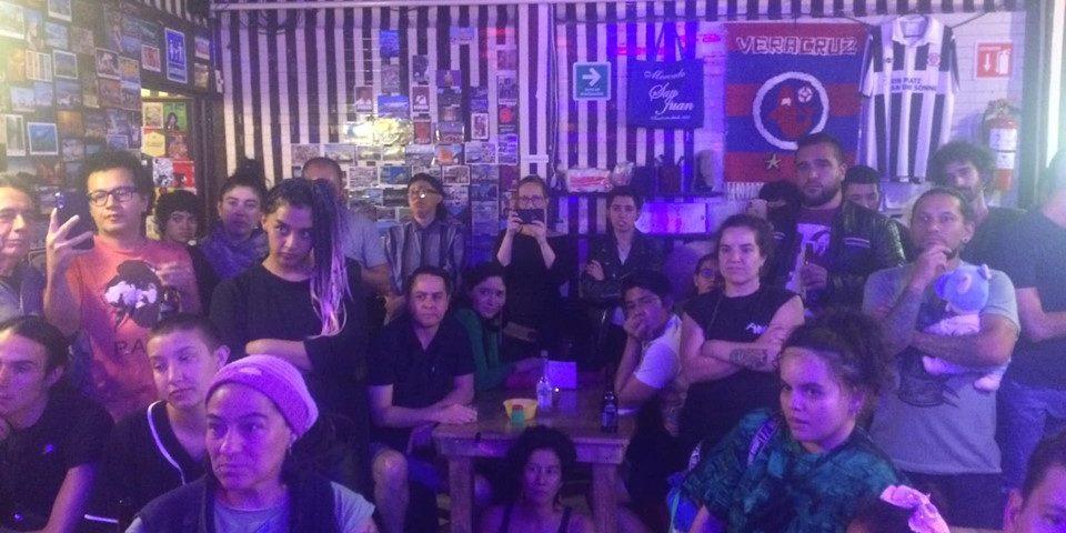 Bar La Cañita Colonia Doctores