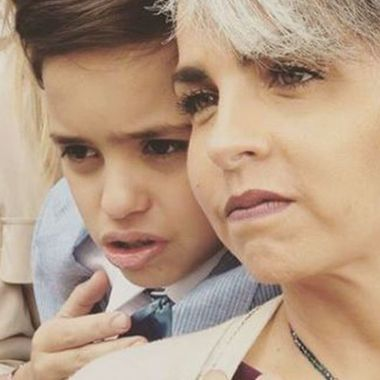 Federica Quijano autismo hijo Sebastián