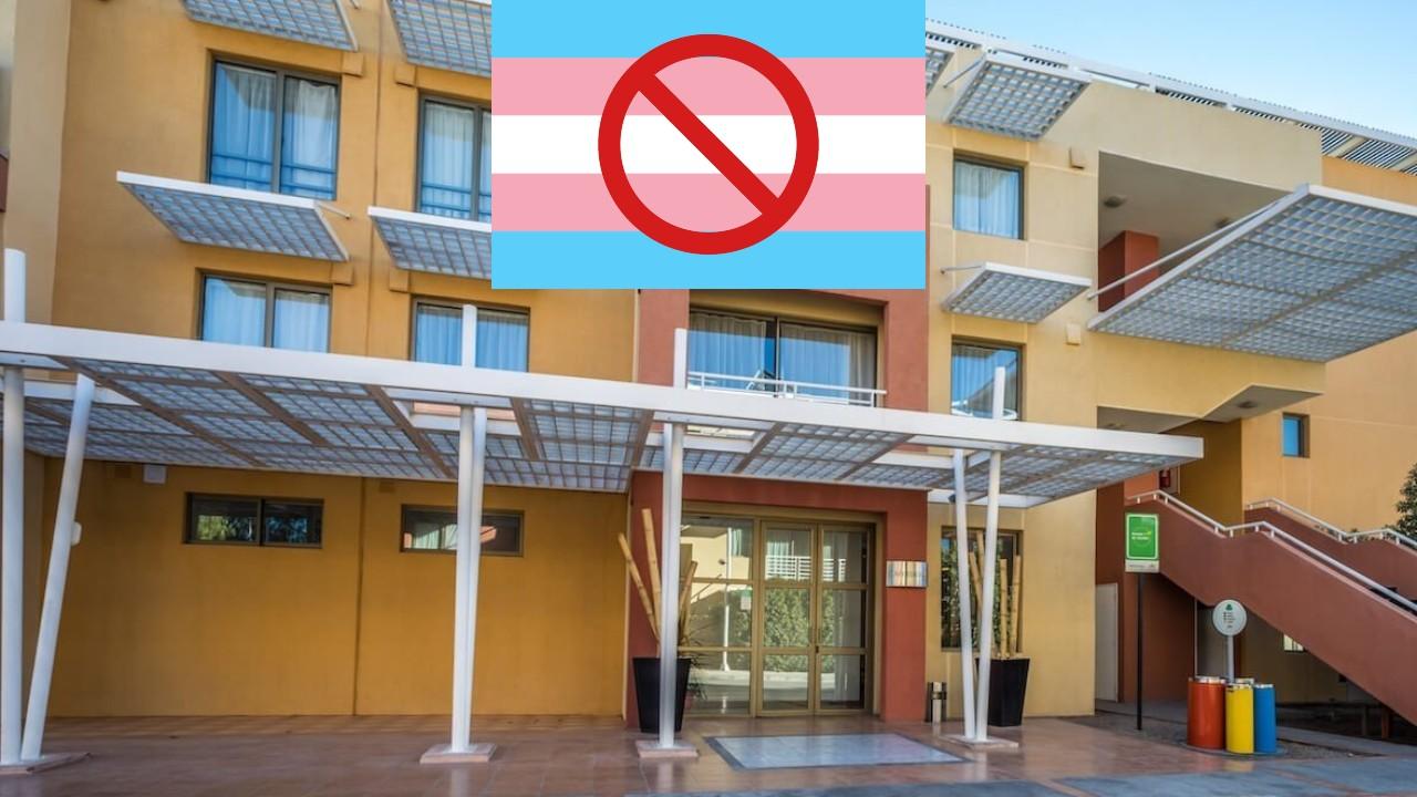 Discriminaron a chica trans en hotel Geotel Calama