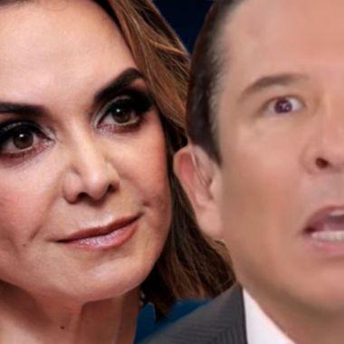 Lupita Jones y Gustavo Adolfo Infante transfobia