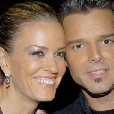 Rebecca de Alba revela la verdad de su relación con Ricky Martin