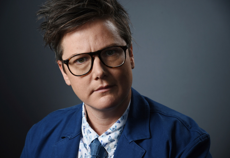 Comediantes lesbianas stand up Hannah Gadsby