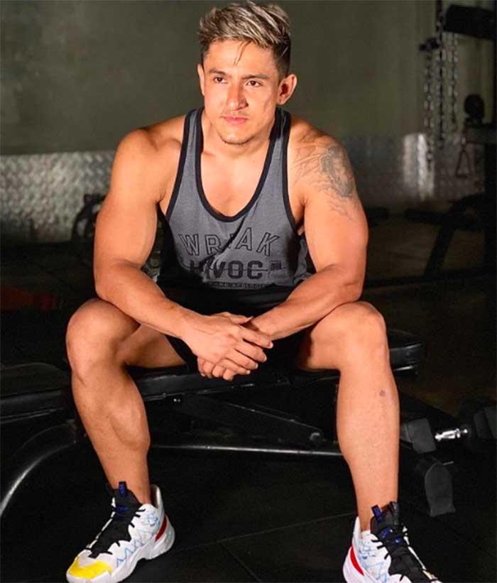 Anthoni Montalvan cuentas fitness