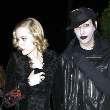 Evan Rachel Wood confirma que su agresor es Marilyn Manson