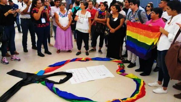 rechazan matrimonio igualitario en Yucatán con votación secreta