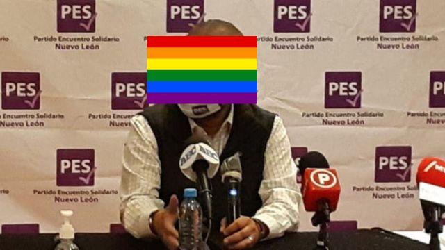 PES Hidalgo oculta a sus candidatos LGBT+