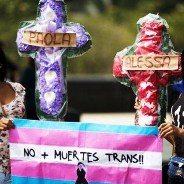 Protesta por crímenes de odio en Sinaloa