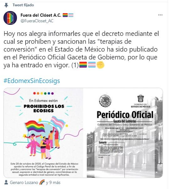 Logros LGBT+ 2021