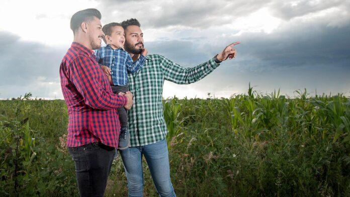 Adopción LGBT+ en México