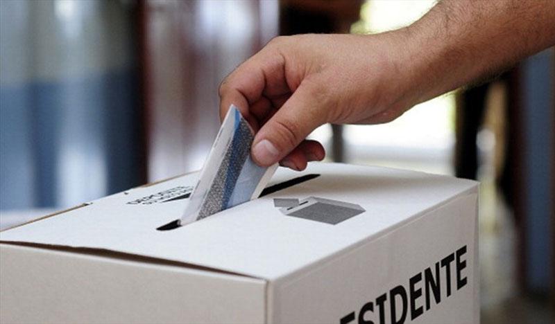 INE voto urna