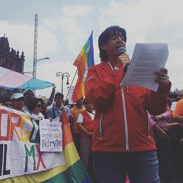 Patria Jiménez lesbiana