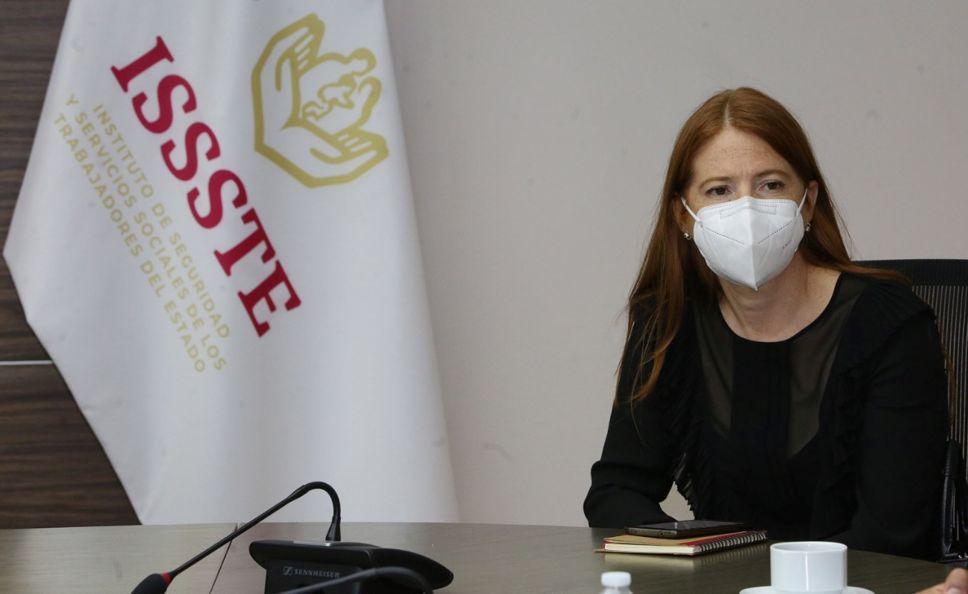 Vanessa Prieta atencion derechohabiente issste
