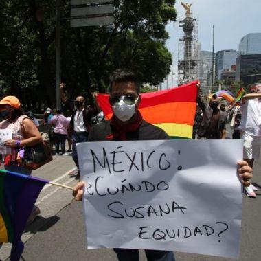 derechos de las personas LGBT+ en México