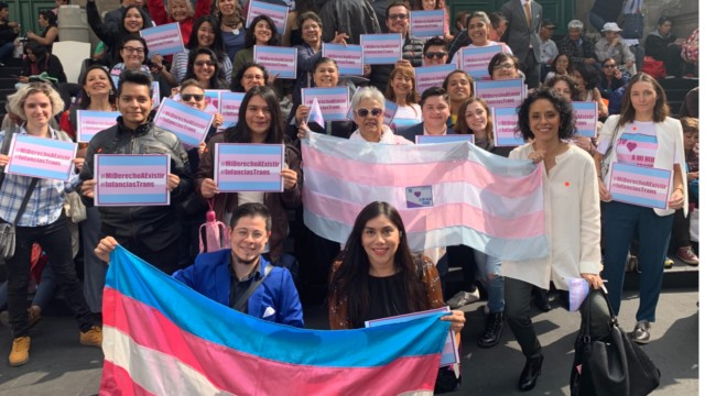 derechos LGBT+ en México identidad de género de las personas trans