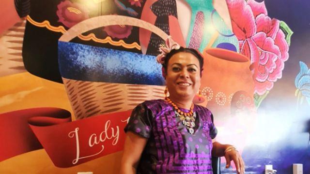Lady Tacos de Canasta es víctima de robo