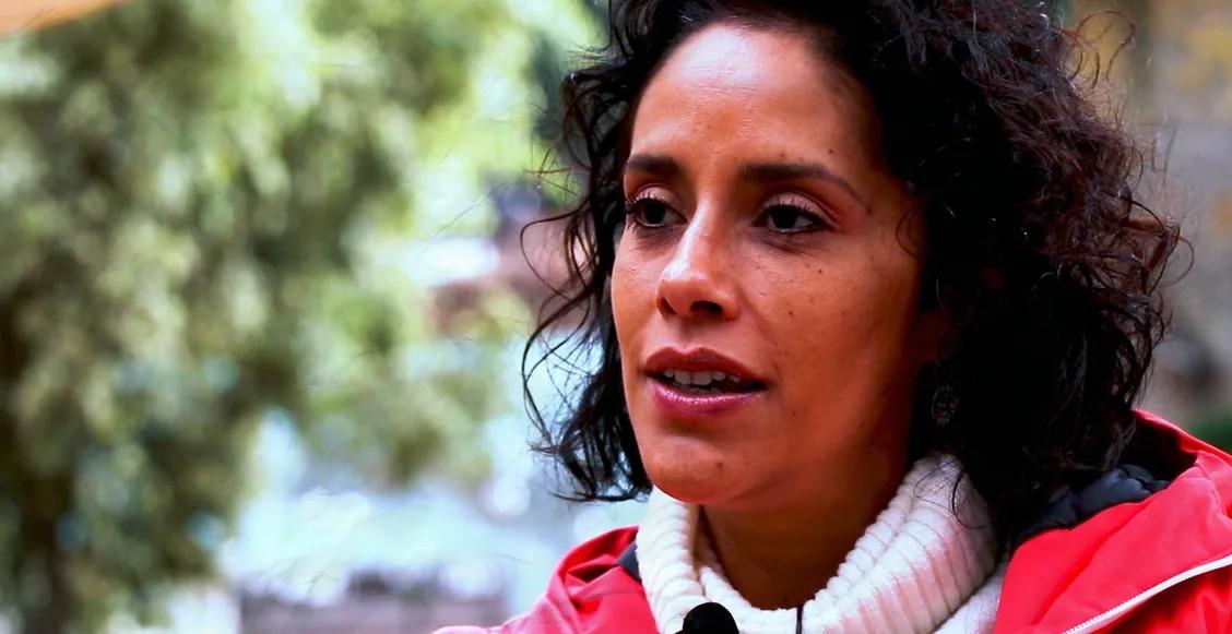 Tania Morales mamá de niño trans