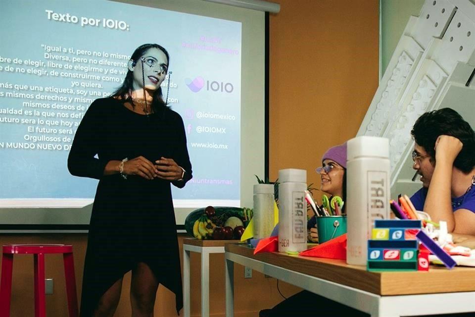 Daniela Muñoz Jiménez aplicación ioio