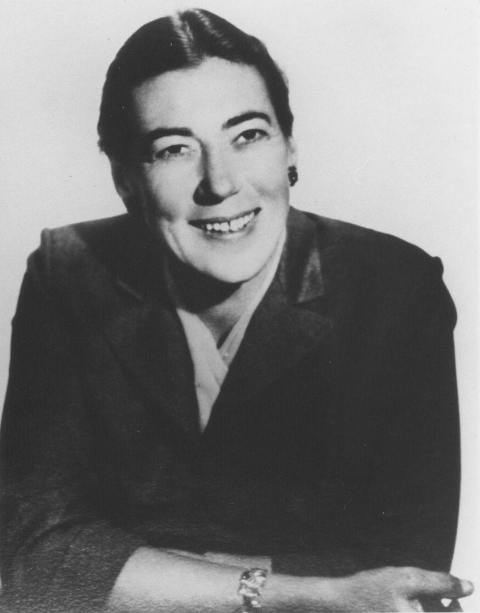 Evelyn Hooker psicóloga homosexualidad