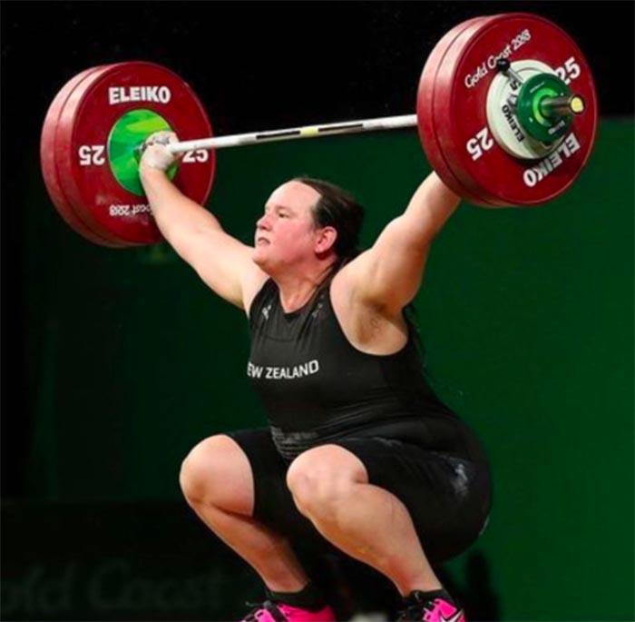 Laurel Hubbard juegos olimpicos 2021