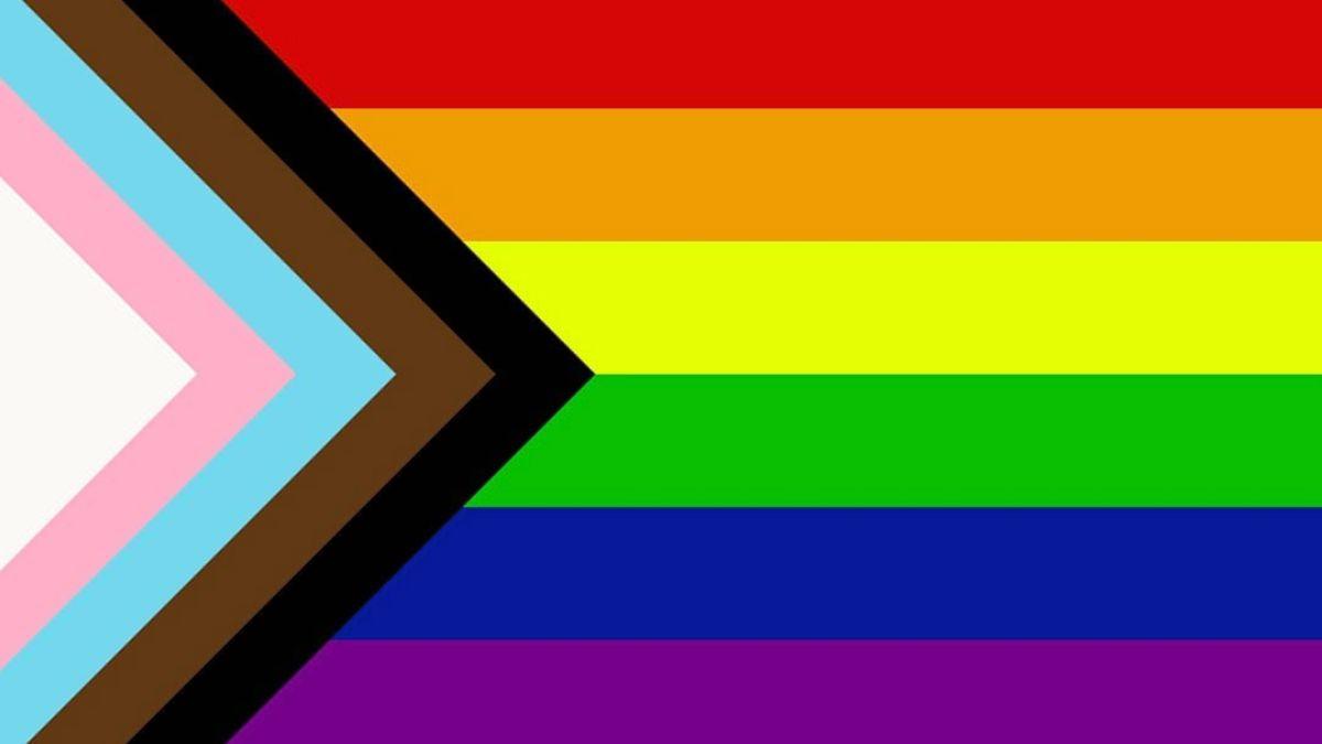 nueva bandera LGBT+ interseccionalidad