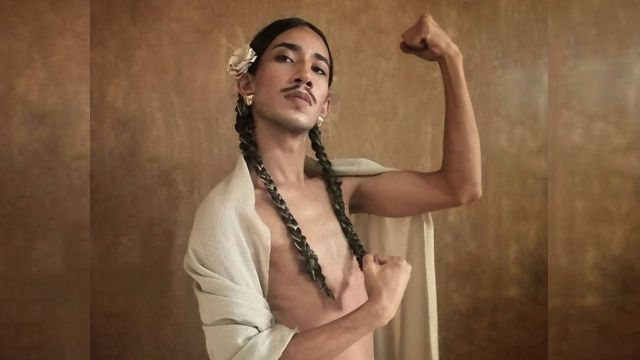 artista mexicano no binario Quino Mars