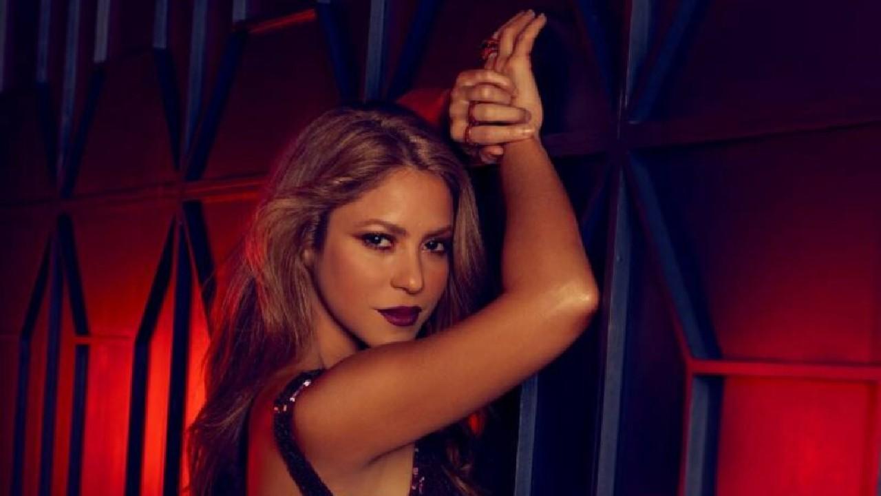 Shakira pone foto de bandera lésbica en redes sociales