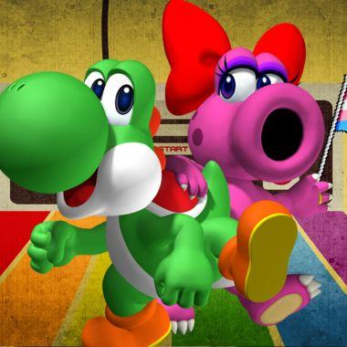 Yoshi y Birdo