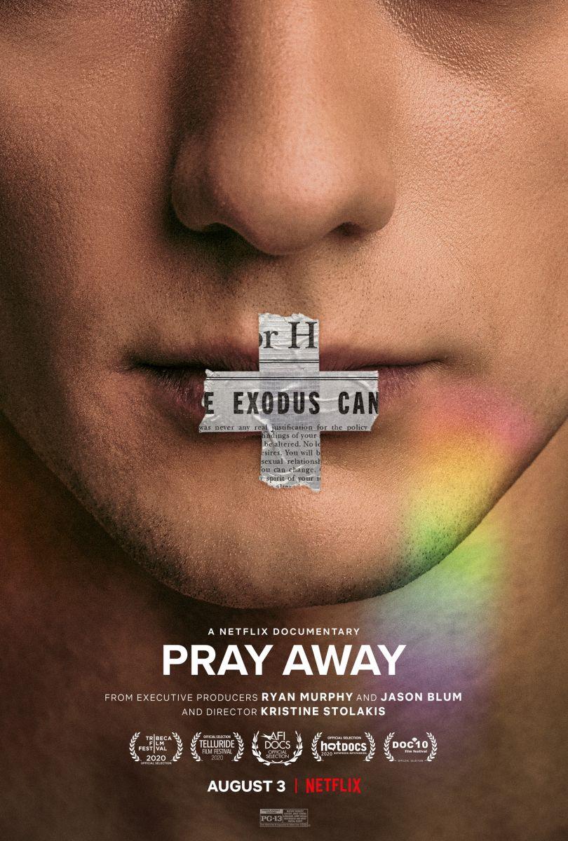 series películas LGBT+ Netflix agosto 2021