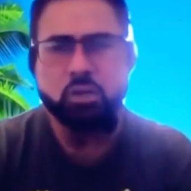 Mauricio Pavón profesor universidad beracruzana marranadas video