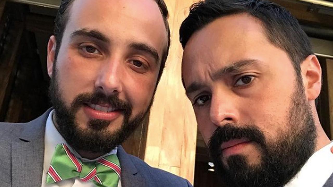 esposos mexicanos gays