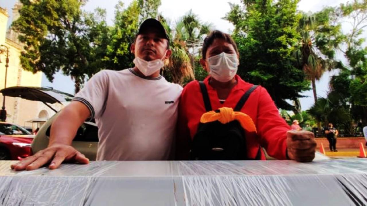 Alcalde de Mérida ofrece soborno a mamá de José Eduardo Ravelo