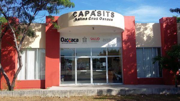 Capasits centro de antención para el VIH en Oaxaca