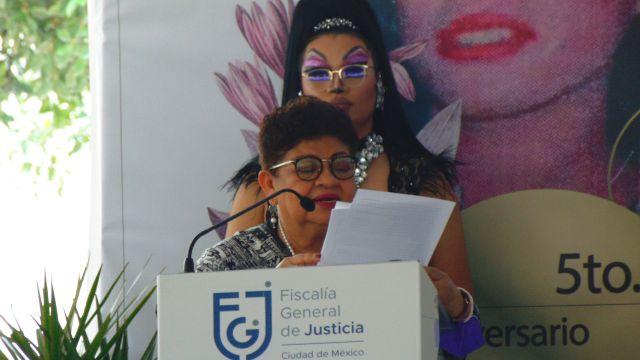 disculpa pública FGJ CDMX Paola Buenrostro Kenya Cuevas Ernestina Godoy