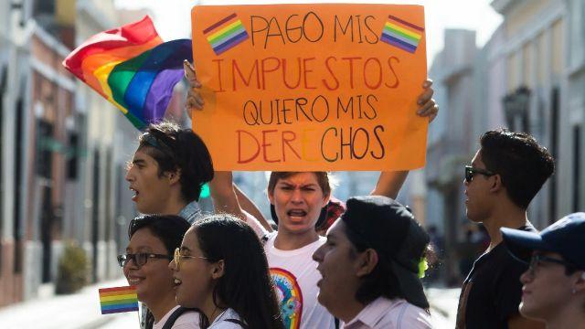 Estados donde falta aprobar el matrimonio igualitario en México
