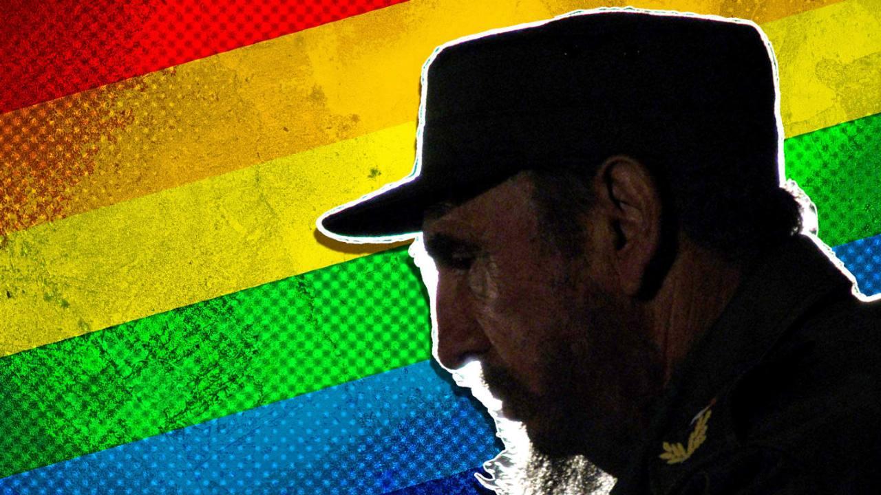 íconos revolucionarios homofóbicos américa latina
