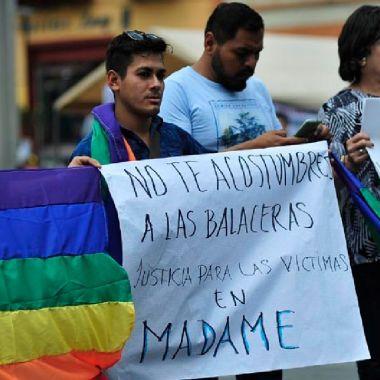 Masacre en Madame, antro gay de Xalapa Veracruz