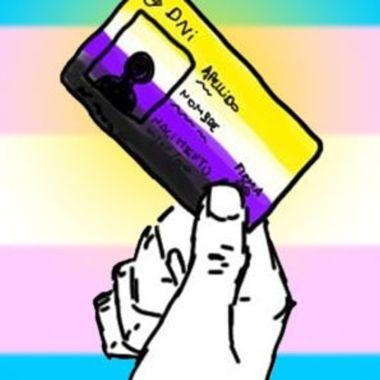 trans no binaria no conformidad disforia de género